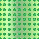 Green dot co-ordinate