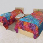 Full  flannel bedquilts