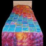 Childs flannel quilt