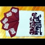 Silkscreened placemats/napkins