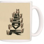 Coffee mug with design of choice