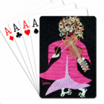 Playing cards/design of choice