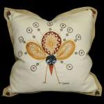 Kiawah bird embroidered