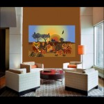"African dawn ""Giclee"" see wall art"