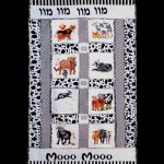 Full flannel quilt/embroidery