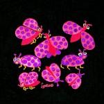 Pinina lady bugs